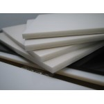 SILKSCREEN BOARD Smooth White    1mm 760x1020mm