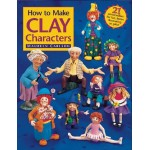 How to make Clay Characters - Carlson