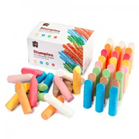 E.C. STUMPIES CHUNKY CHALK  40pc