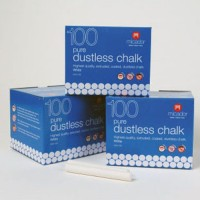 MICADOR CHALK White 100pc
