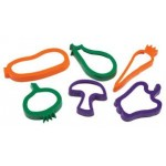 COOKIE CUTTER VEGETABLES