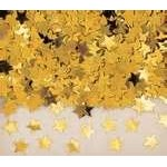 GLITTER STARS Small Gold 50gm