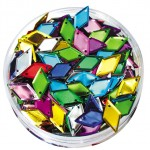 SEQUINS IN A JAR DIAMONDS 50gm asstd