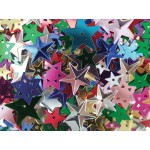 SEQUINS IN A JAR ASSTD STARS 50gm