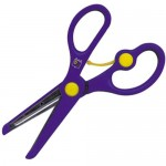 CHILDRENS SPRING-LOADED SCISSORS