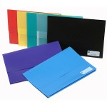 DOCUMENT WALLETS POLY PICK FOOLSCAP