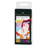 Faber Castell Pitt Artist Brush Pen Set