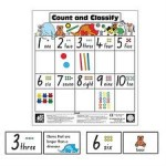 COUNT AND CLASSIFY FLOOR GAME