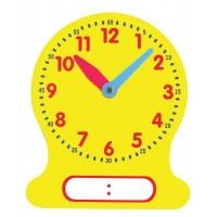 MAGNETIC FOAM DEMO CLOCK