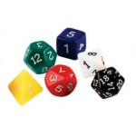 POLYHEDRA DICE 6pc