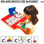 MIX & MATCH THE ALPHABET