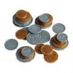 PLASTIC PLAY COINS