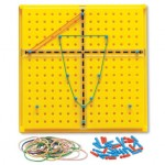 X-Y COORDINATES PEG BOARD SET