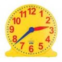 RIGHT ON TIME TEACHER CLOCK