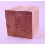 BASE TEN BLOCKS WOODEN BASE TEN BLOCK