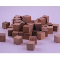 BASE TEN BLOCKS WOODEN BASE TEN CUBES