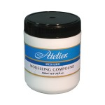 Atelier Acrylic Modelling Compound 4L