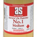 Art Spectrum Painting Medium #1 500ml