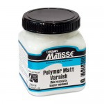 Matisse Acrylic Polymer Matte Varnish MM6  250ml