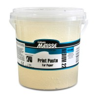 Matisse Acrylic Printing Paste MM22 1L