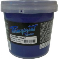 Permaprint Paper Ink Premium Aquatone Blue 1L