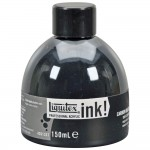 LIQUITEX Professional Acrylic Inks Black 150ml