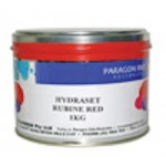 GRAPHIC PRINTING INKS - HYDRASET - RED 1kg