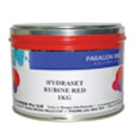 GRAPHIC PRINTING INKS HYDRASET RED 1kg
