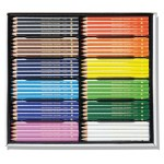E.C. Coloured Pencils Jumbo Stubby ClassPack 120pc