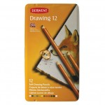 DERWENT DRAWING PENCILS EARTH TONES 12pc