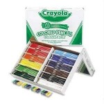 CRAYOLA COLOURED PENCILS ClassPack 240pc