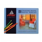 CONTE PASTEL PENCILS 48pc asstd