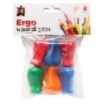 PENCIL GRIPS Ergo 6pc