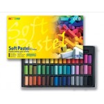 MUNGYO SOFT SQUARE PASTELS 48pc asstd