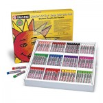 SAKURA CRAY-PAS Junior Artist ClassPack 36x12 Colours 432pc