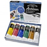 Winsor & Newton ARTISAN WATER MIXABLE OIL COLOUR SET 6pc