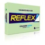 REFLEX COPYING PAPER Green A4 80gsm 500sh