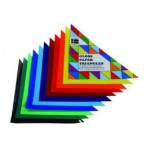 BRENEX SQUARES Gloss Triangles 125x125x180mm 720pc