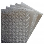 ADHESIVE FOIL INDUSTRIAL LOOK PAPER A4