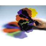 COLOUR MIXING PADDLES 6pc
