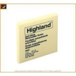 POST IT NOTES Yellow 76x76mm