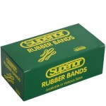 RUBBER BANDS #18 100g