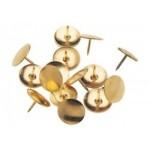 DRAWING PINS Metallic 150pc