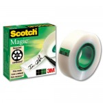 Scotch Invisible Tape 12mm x 66m