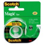 Scotch Magic Tape 12mm x 33m
