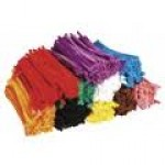 PIPE CLEANERS Cotton Assort cols