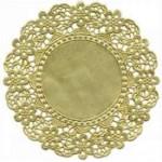 PAPER DOYLEYS METALLIC GOLD 190MM