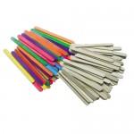 POPSTICKS Colours 500pc asstd