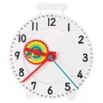ANALOGUE GEARED CLOCK