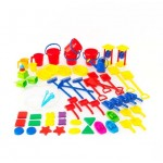 SAND AND WATER CLASSROOM SET 60pc